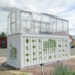 Urban Farm Units : nourrissez 10 personnes sur une place de parking !